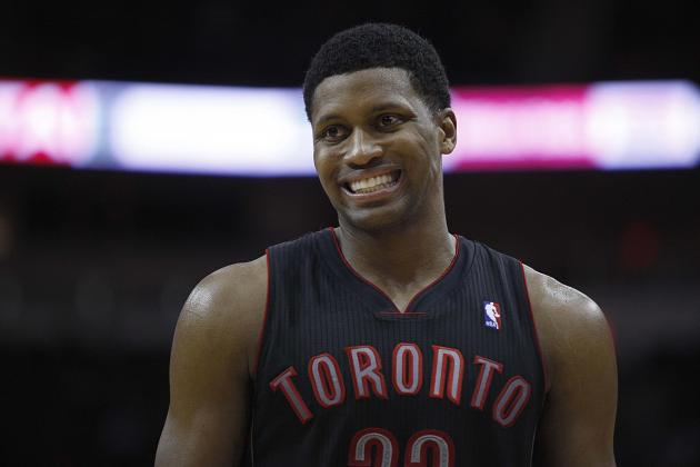 Toronto Raptors' Rudy Gay Doesn't Believe in Stats