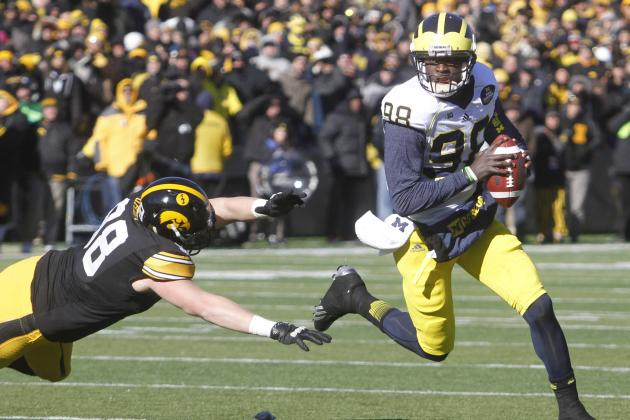 What Is Devin Gardner's Future with the Michigan Wolverines?