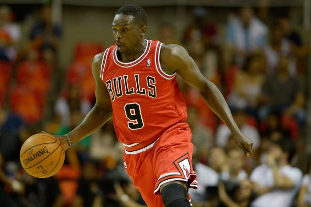 NBA Trade Rumors: Latest Buzz on Luol Deng, Omer Asik and More