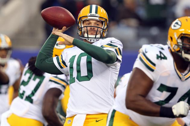 Matt Flynn Named Starting QB for Packers After Aaron Rodgers Ruled Out vs. Lions