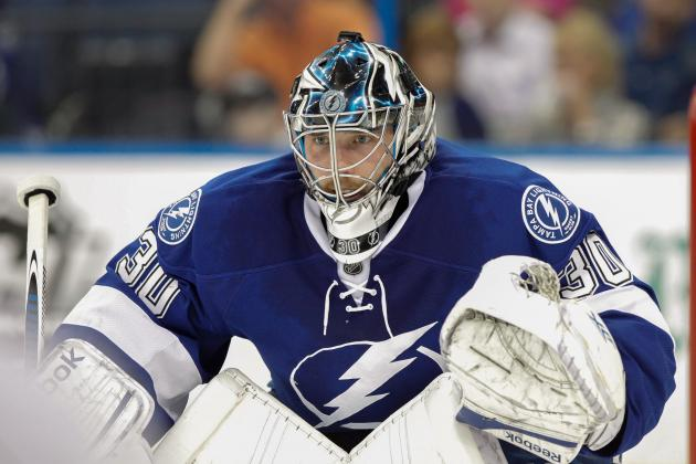 Ben Bishop Giving Tampa Bay Lightning Solid Goaltending at Last