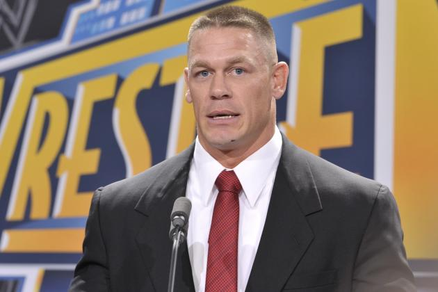 John Cena Supports Hulk Hogan's Decision Not to Wrestle at WrestleMania 30