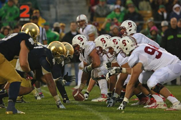 Will Playoff Make Nonconf. Rivalries Like Notre Dame-Stanford More Relevant?
