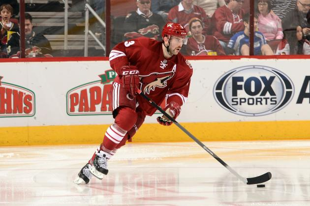 Why Phoenix Coyotes Defensemen Are Scoring at an Incredible Rate