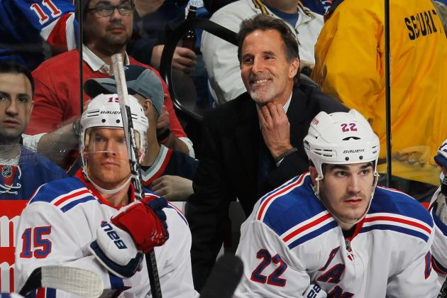 An Open Letter to John Tortorella Welcoming Him Back to Madison Square Garden
