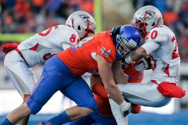 Scouting Boise State's Next Opponent: New Mexico