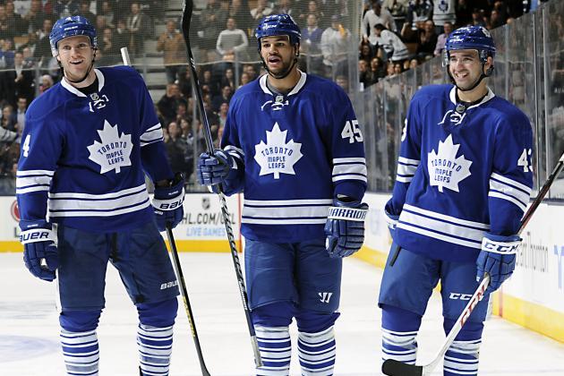 Leafs Test Fraser-Franson Pairing