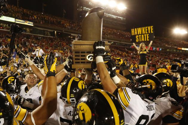 Iowa and Iowa State Extend Contract for Iowa Corn Cy-Hawk Series