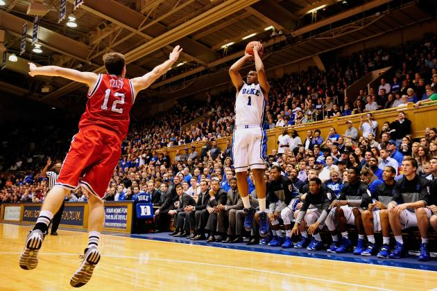 Duke Basketball: Is the Jabari Parker-Rodney Hood Combo the Best in the Nation?