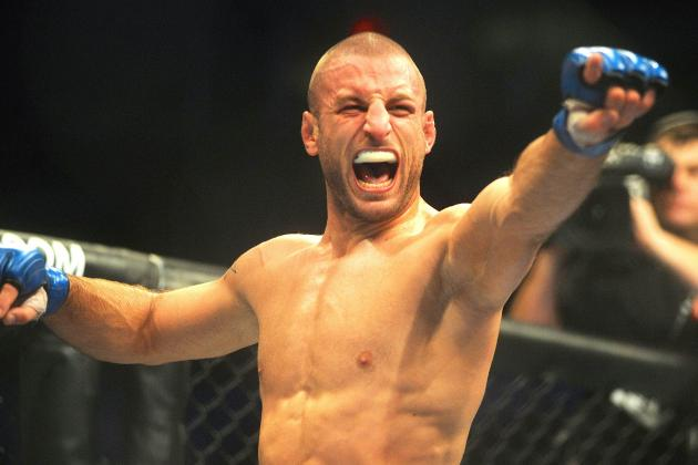 Tarec Saffiedine Eager to Jump into Deep Waters of UFC Welterweight Division