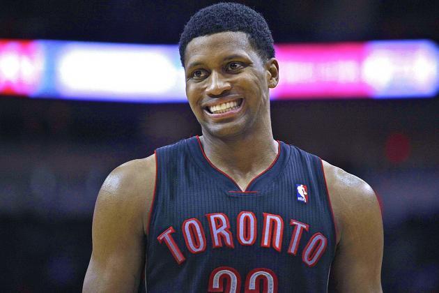 Toronto Raptors' Rudy Gay Doesn't Believe in Stats