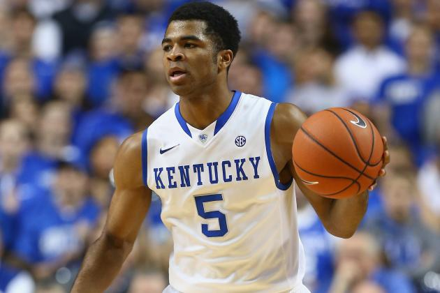 Andrew Harrison Must Lead for Cats to Succeed