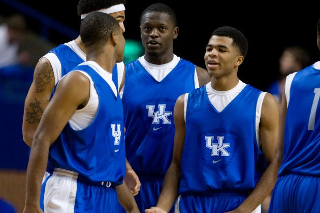 Kentucky Basketball's Julius Randle Has History with Andrew Harrison