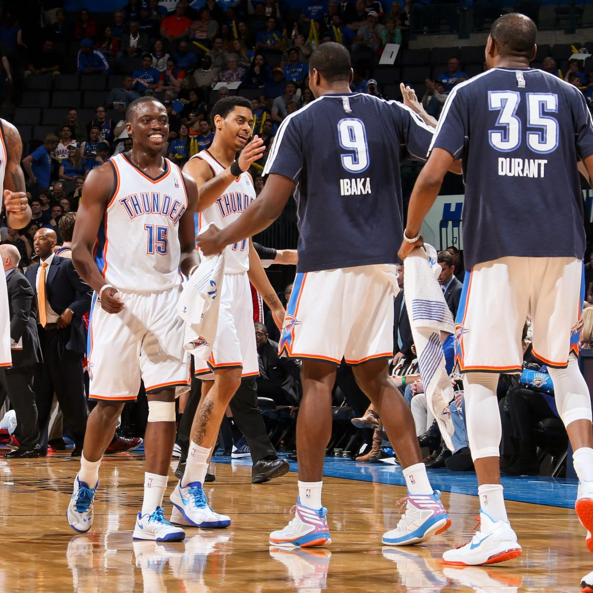 okc thunders young bench will determine contender status