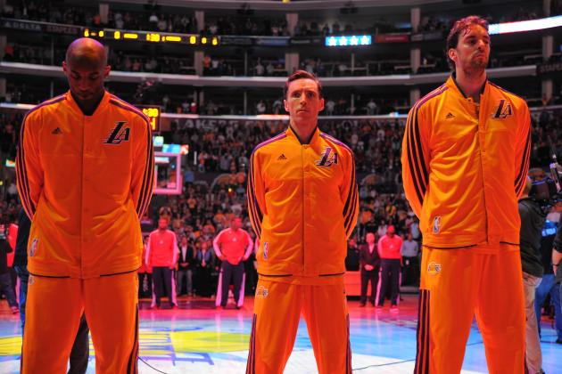 How LA Lakers' Commitment to Kobe Bryant Impacts Pau Gasol and Steve Nash