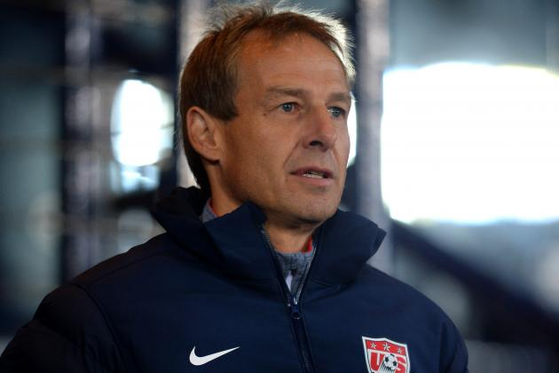 Expectations for Jurgen Klinsmann's 1st World Cup with USA