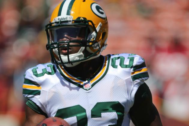 Packers Place RB Franklin (Concussion) on IR
