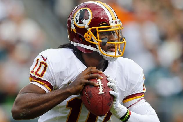 RG3: Back off My Dad; Relationship with Line Is Fine