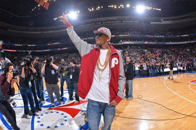 Philadelphia 76ers Announce Plans to Retire Allen Iverson's Jersey on March 3