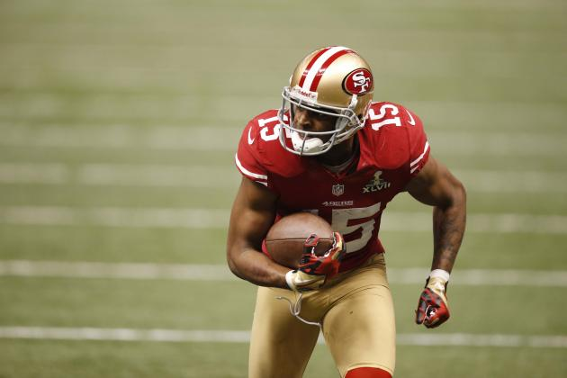 Michael Crabtree's Return Will Fix San Francisco 49ers' Passing Game