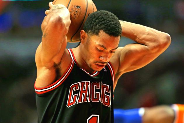 What's Going Through Derrick Rose's Head Right Now?