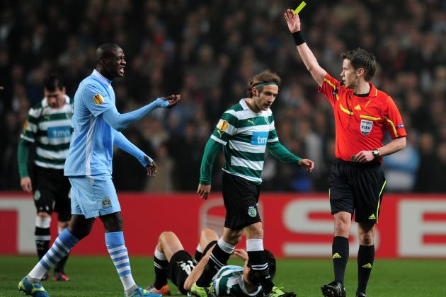 Yaya Toure Yellow Card: How Manchester City Will Cope in Star's Absence