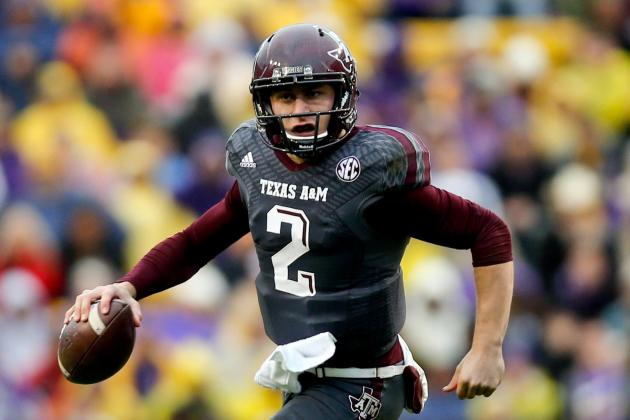 Texas A&M vs. Missouri: TV Info, Spread, Injury Updates, Game Time and More