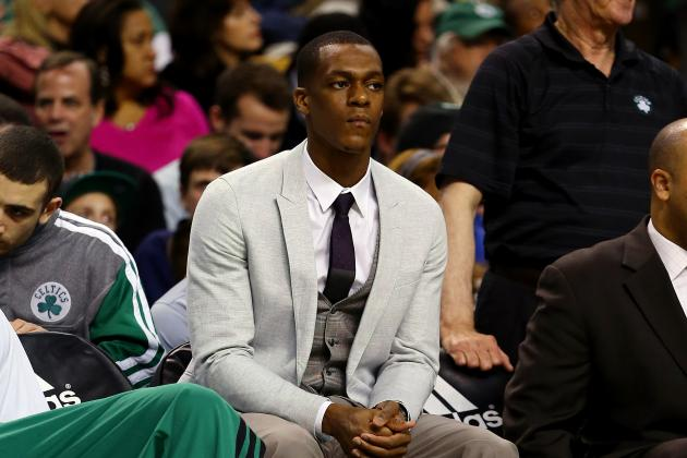 Rajon Rondo's Return Date Still to Be Decided