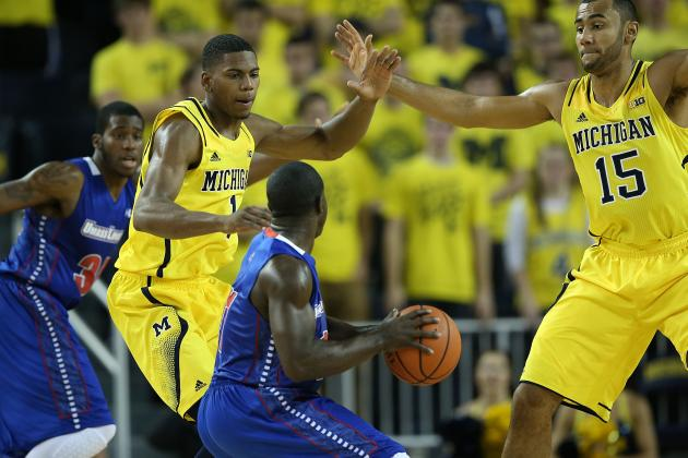 Michigan Basketball: Wolverines' Biggest Goals for Non-Conference Play