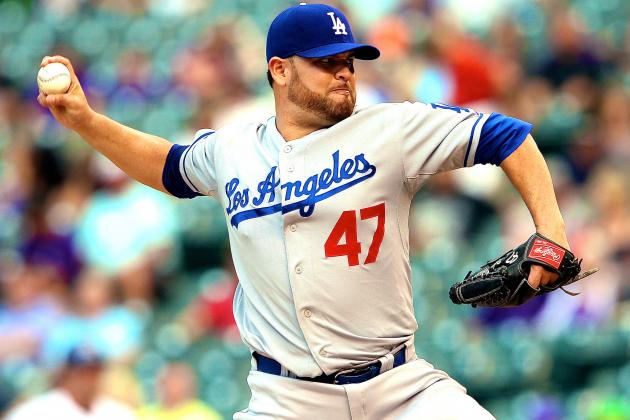 Ricky Nolasco Agrees to Deal with Minnesota Twins
