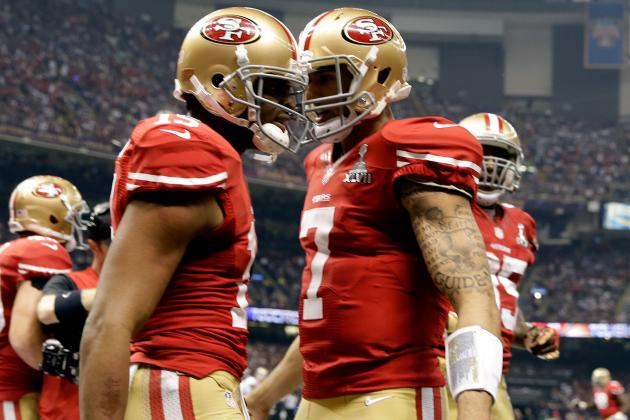Kaepernick Shares Thoughts on Crabtree's Return, Being Thankful