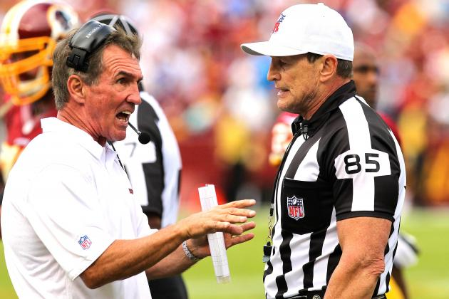 How Are NFL Refs Held Accountable for Their Performance?