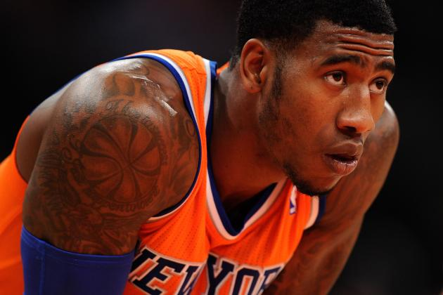 Why Iman Shumpert Is the One Player NY Knicks Should Not Trade