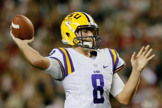 Arkansas vs LSU: Top NFL Draft Prospects to Watch for in SEC Clash