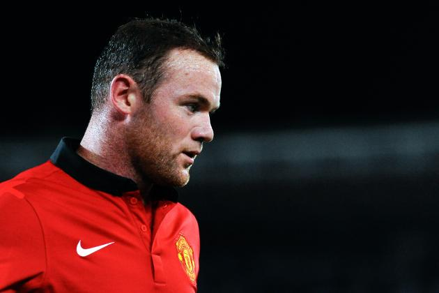 Wayne Rooney Is Disguising Manchester United's Deficiencies