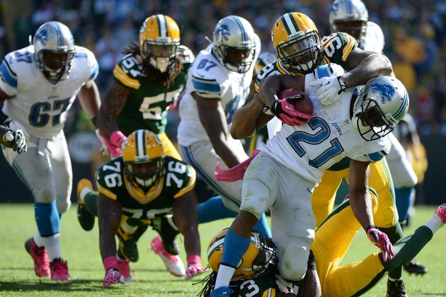 Green Bay Packers vs. Detroit Lions: Breaking Down Detroit's Game Plan