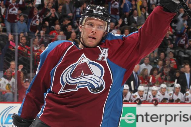 Duchene In, Stastny out for Avalanche