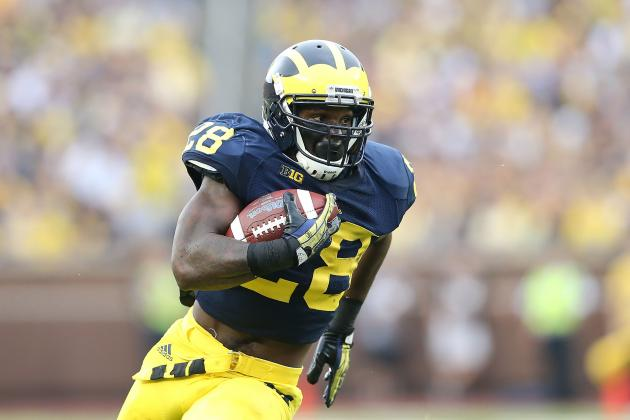 Ohio State vs. Michigan: Running Games Will Be Key During Saturday's Rivalry