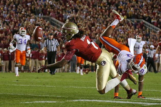FSU vs. Florida: TV Info, Spread, Injury Updates, Game Time and More