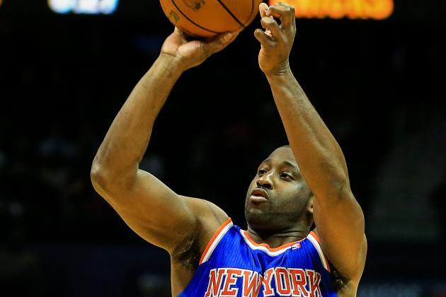 Knicks' Felton Returns to Starting Lineup
