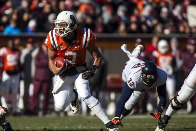 Virginia Tech vs. Virginia: TV Info, Spread, Injury Updates, Game Time and More