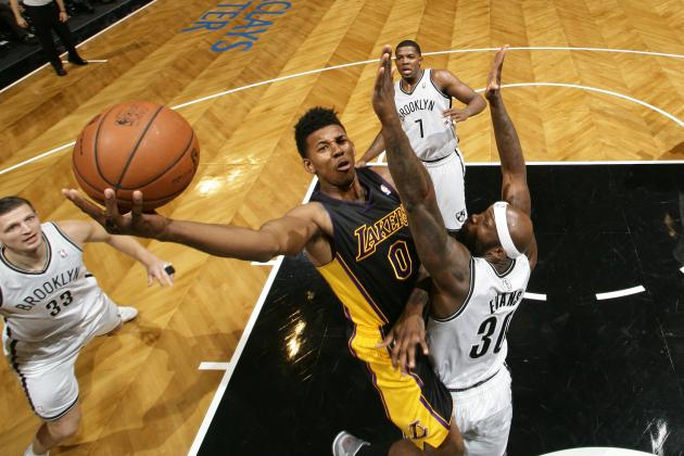 Nick Young Injury: Updates on Lakers Guard's Finger, Likely Return Date