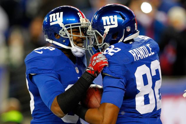 Time for Rueben Randle to Become a Full-Time Starter for the New York Giants