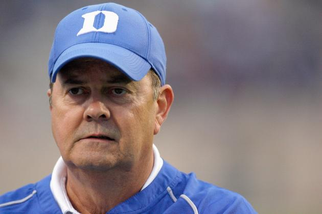 College Football Rankings 2013: Teams in Danger of Finishing Outside Top 25
