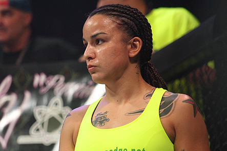 Roxanne Modafferi vs. Raquel Pennington Booked for TUF 18 Finale