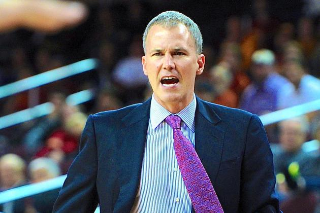 Andy Enfield and Tim Floyd Reportedly Get into Heated Argument in Bahamas