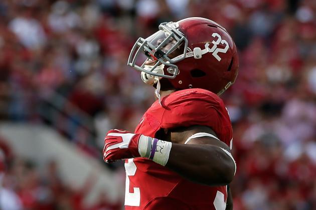 Alabama vs Auburn: Top NFL Draft Prospects to Watch in Iron Bowl