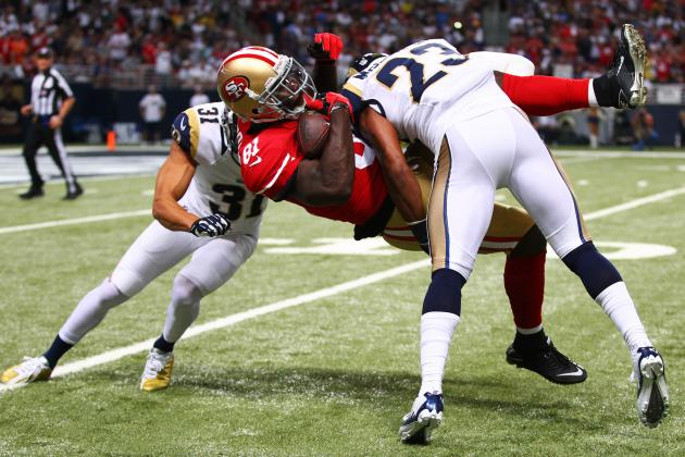 St. Louis Rams vs. San Francisco 49ers: Breaking Down St. Louis' Game Plan