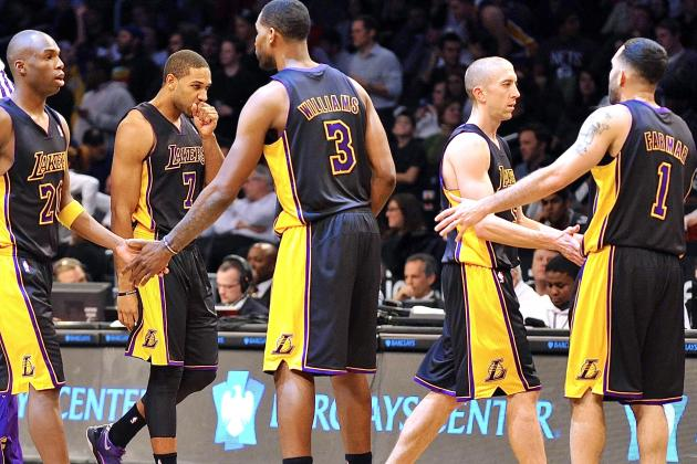 Kobe Bryant Complicates Lakers' Already Delicate Chemistry