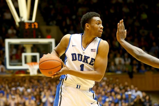 Jabari Parker Making Case for Top Freshman with Big Game Against Alabama
